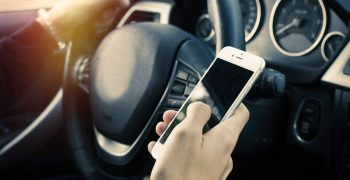 Do You Use Your Phone In Traffic? Don't do it.